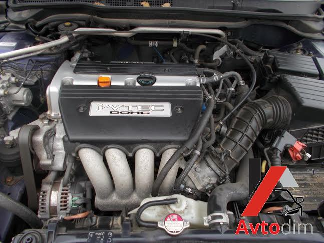 Двигатель I-VTEC Honda Accord 03-08