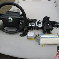 Комплект AirBag Skoda Superb 01-08
