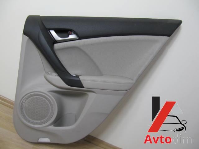 Карта двери Honda Accord 09-12